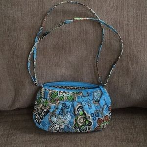 Vera Bradley Retired Bali Blue Purse
